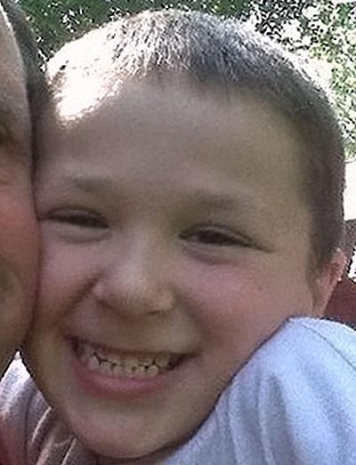 Jesse Lewis  6/30/06 - 12/14/12  male  (Sandy Hook Elementary School in Newtown, CT)