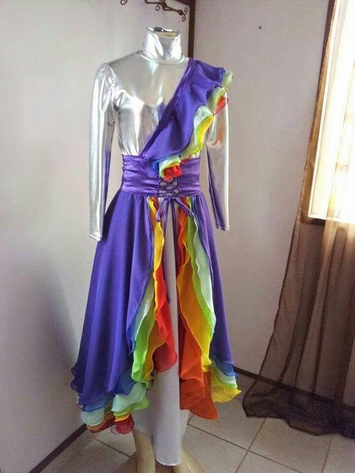 Belt and skirt idea