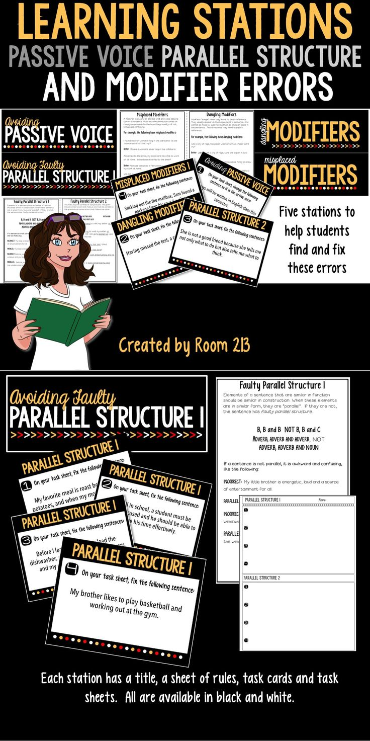 15 must-see Parallelism Grammar Pins  Creative writing  multiplication, free worksheets, education, and worksheets for teachers Faulty Parallelism Worksheets 2 1473 x 736