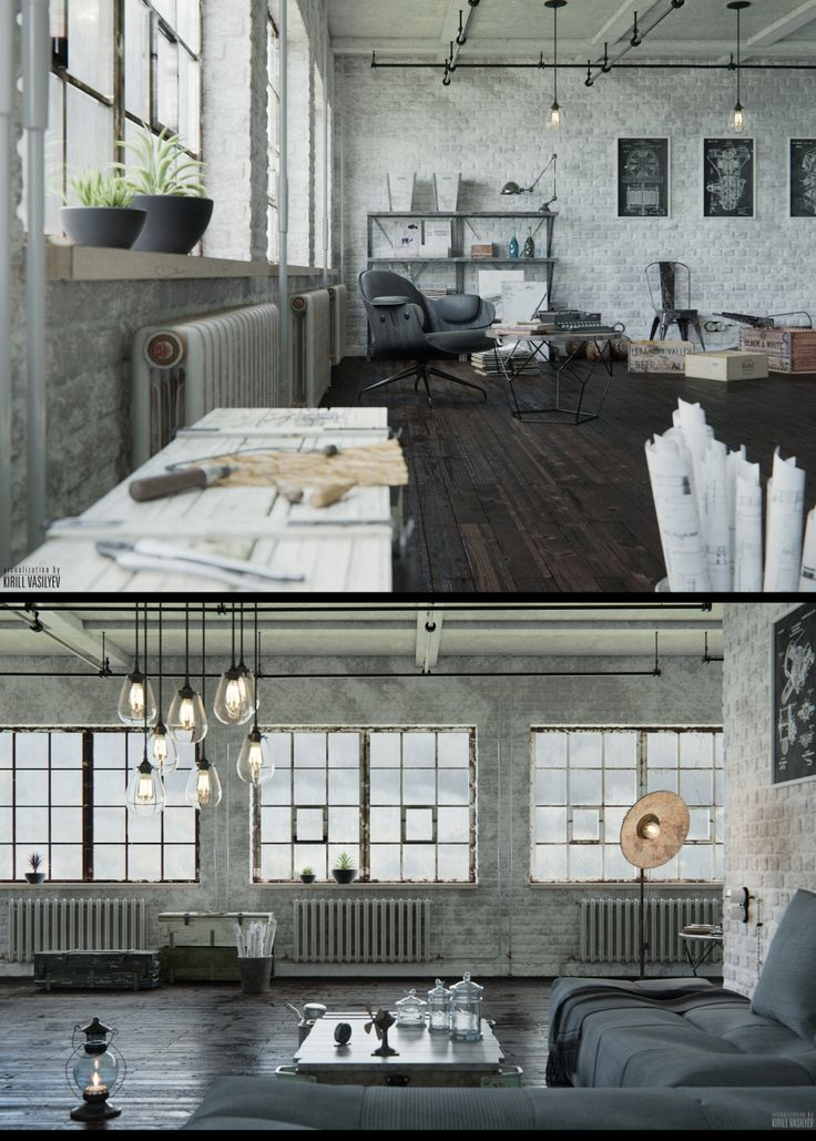 Апартаменты в Барселоне. - Галерея 3ddd.ru