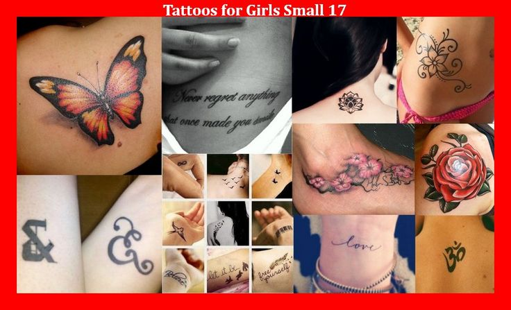 Tattoos for Girls Small 17