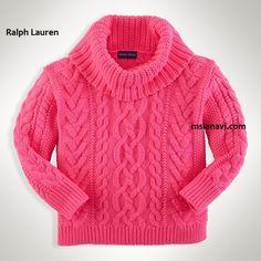 Детский свитер спицами от Ralph Lauren http://mslanavi.com/2015/04/sxema-detskogo-svitera-spicami/