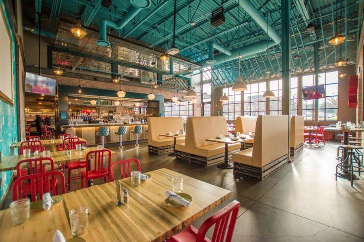 The Battery Atlanta: Restaurants near SunTrust Park