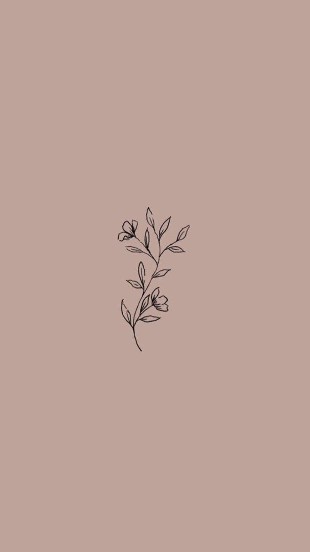 Fondecran 2019 Fondecran The Post Fondecran 2019 Appeared First On Floral Decor Floral Tattoo Design Iphone Background Wallpaper Cute Wallpapers