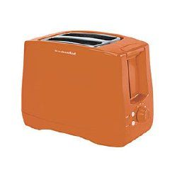 KitchenAid's tangerine toaster