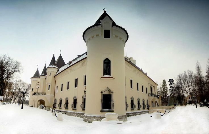 Join buildyful.com - the global place for architecture students.~~Karolyi Castle, Carei, Satu Mare County, Transilvania, built in 1482, Romania