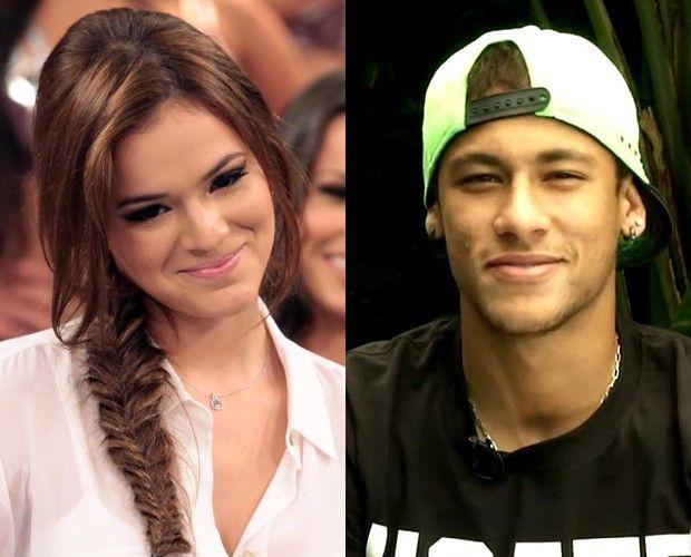 Bruna Marquezine e Neymar declaram seu amor → http://glo.bo/SOctqS #redeglobo #gshow #diadosnamorados