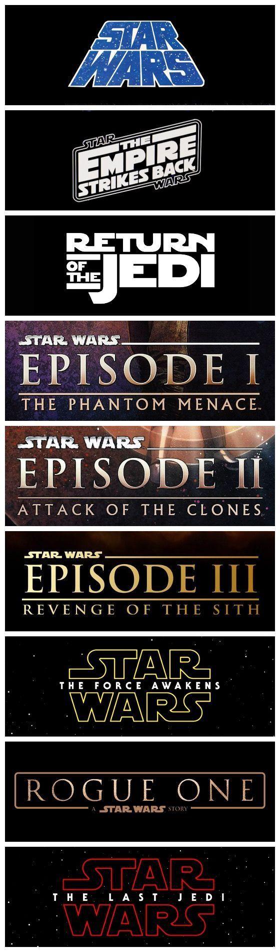 Star Wars | Movie Logo