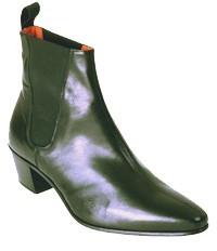 One cool boot...the Beatle boot, still around and kickin! #beatles #boots #shoes