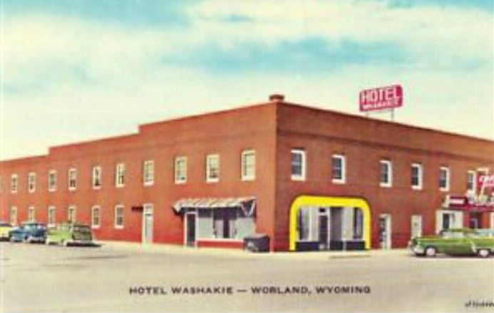 Image Result For Washakie Hotel Worland Wy Wyoming Pinterest