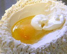best pierogi dough recipe i have found yet <3