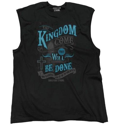 Kingdom Come Sleeveless T-Shirt