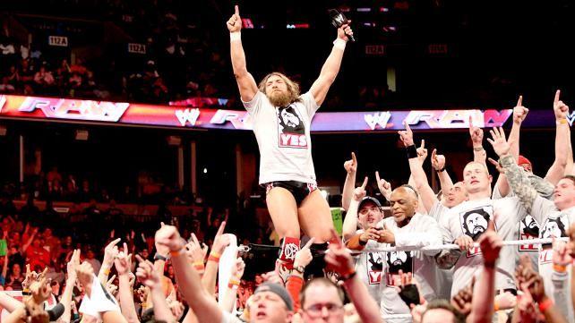 Daniel Bryan and the Yes Movement hijack Raw: photos   WWE.com
