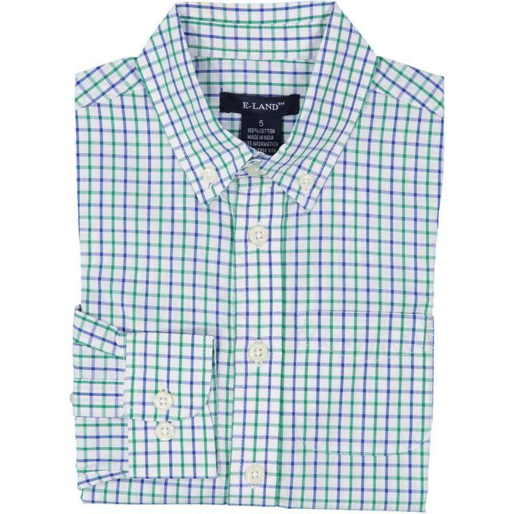 Tattersall Shirt - Long Sleeve