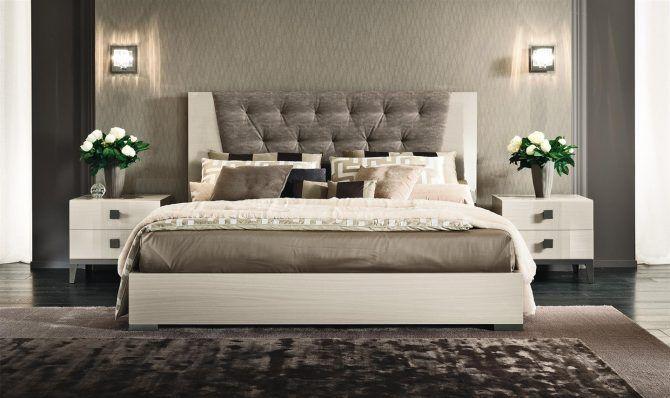 Alf Mont Blanc Bedroom Set Zilli Furniture Modern Bedroom Set