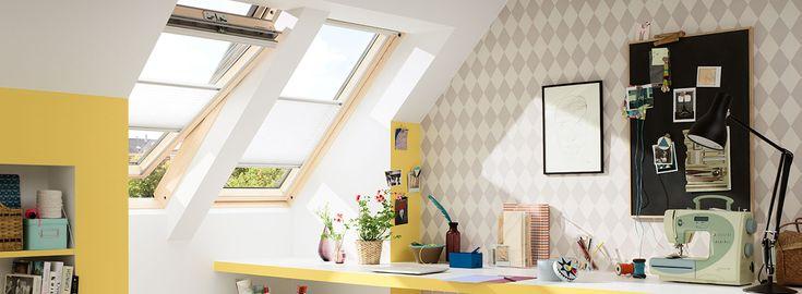 Dame luz... necesito mucha luz! ¿Que VELUX me conviene más? Mira aquí nuestras ventanas para techo: http://www.velux.com.ar/productos/ventanas-para-techo