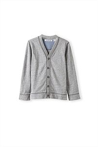 Country Road Kids Jersey Cardigan