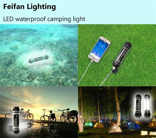 5200mAH Led Outdoor Lantern Rechargeable Cellphone Ipad Waterproof Wireless Led Camping Lantern