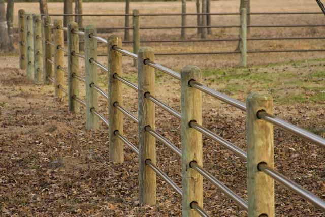 Prefect Fence | No-Weld Fencing. I think it might be harder than it looks to line up all the holes but could you imagine how awesome this would be.