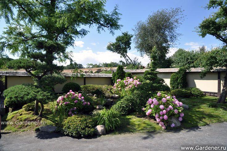 De Japanske Haver (Японский сад в Броби) | Ландшафтный дизайн садов и парков