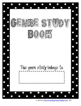 This genre study printable is aligned with third grade TEKS in Texas, but includes genre that are useful and represent a good sampling needed by ki...
