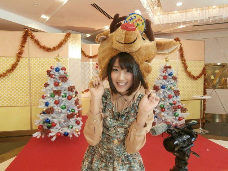 あなたの好きなクリスマスソングは? の画像|テレビ朝日アナウンサー 竹内由恵オフィシャルブログ Powered by Ameba