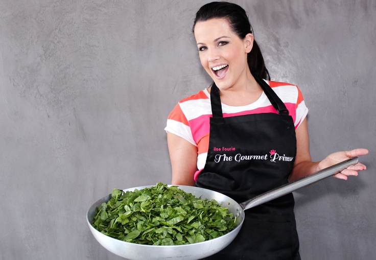 Ilse Fourie my best work yet for Masterchef contestant South Africa Ilse Fourie!