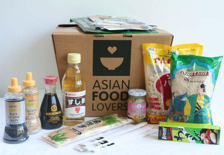 Review van de  Sushi box van Asian Food Lovers. Nooit gedacht dat ik de kwaliteit van een restaurant thuis kon evenaren. www.lekkeretenmetlinda.nl