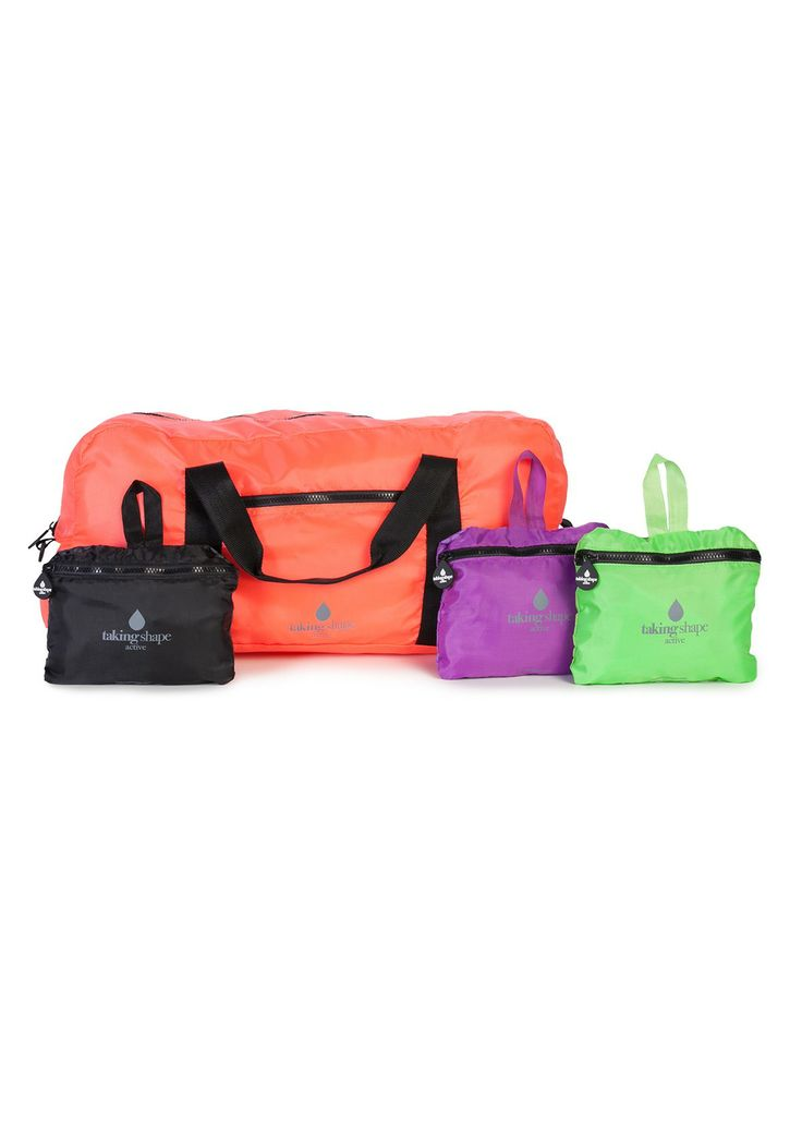 Pack Away Active Bag-MELON-ALL  Only £8