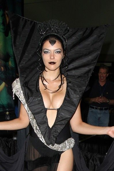 Sweet Succulent Adrianne Curry ...She makes me wanne be rich and powerful!... Curry appeared on VH1's celeb science fiction reality show Celebrity Paranormal Project in 2006, along with her husband, and on WE TV's From Russia with Love that documented her trip to Russia and aired November 2007.