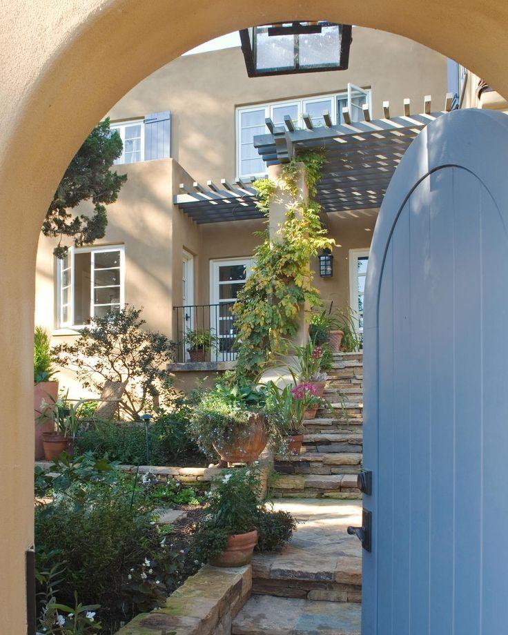 Mediterranean Homes Exterior