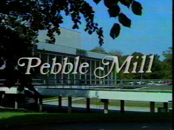Pebble Mill at One. From 1974 to 1979 the programme was known simply as Pebble Mill.