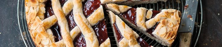 Bake the Austrian Linzer Torte, the oldest known cake in the world.