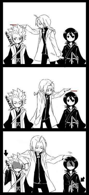 Hahaha!! #Bleach