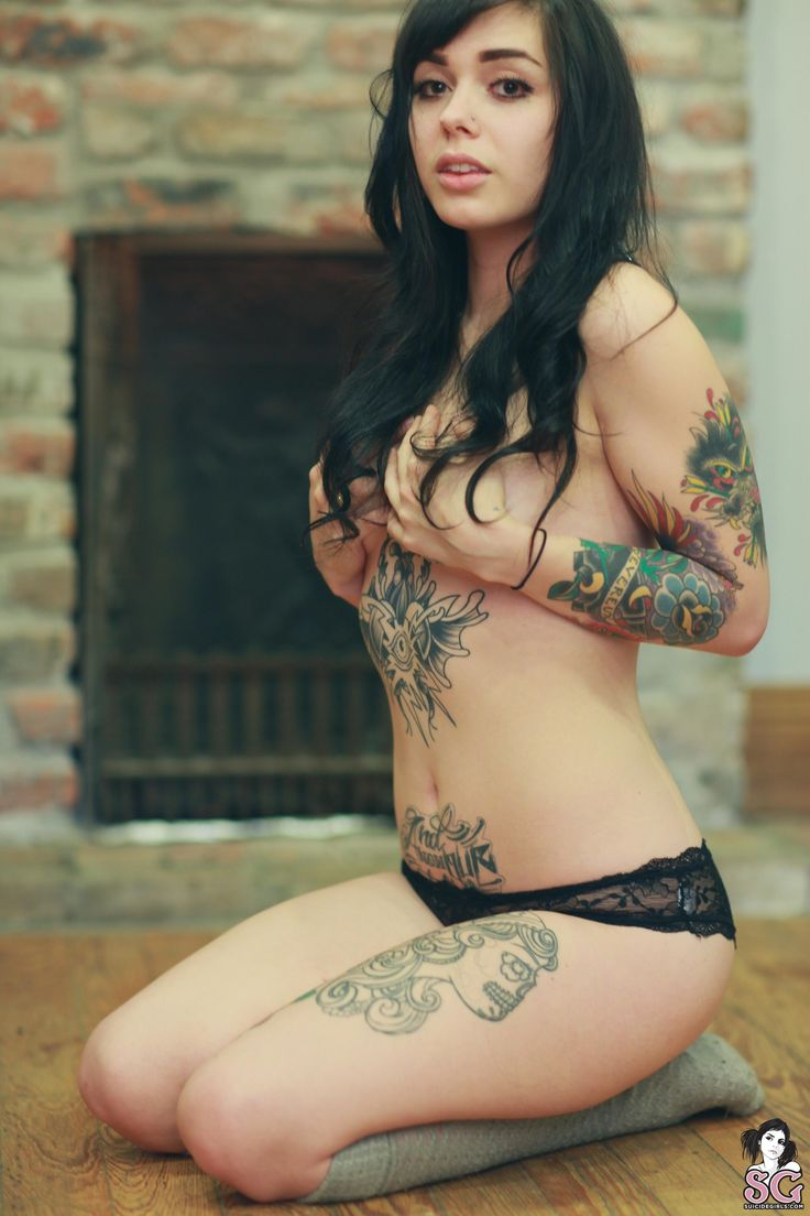 Suicide girls tattoos body all clear
