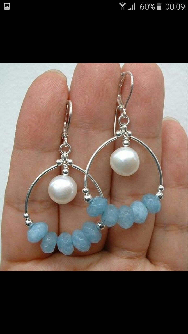 101 best crafts:jewelry:earings:diy 2 images on pinterest | craft