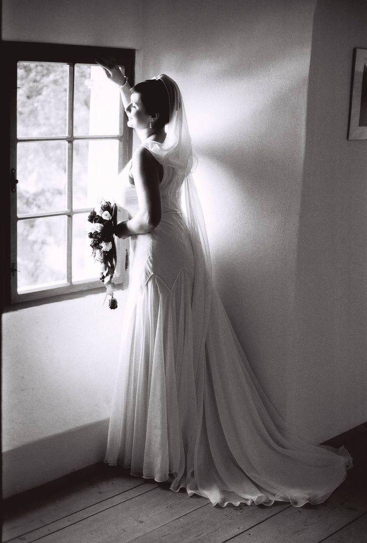 Wedding dress for Danuška