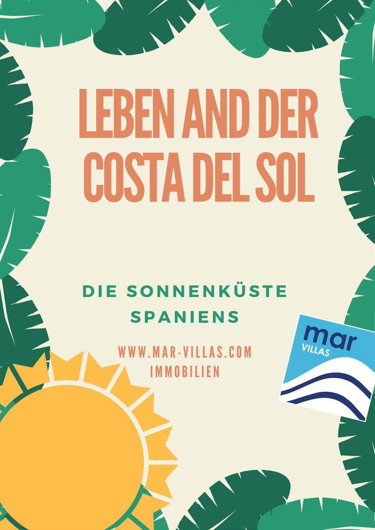 Leben und Wohnen an der Costa del Sol www.mar-villas.com/de/