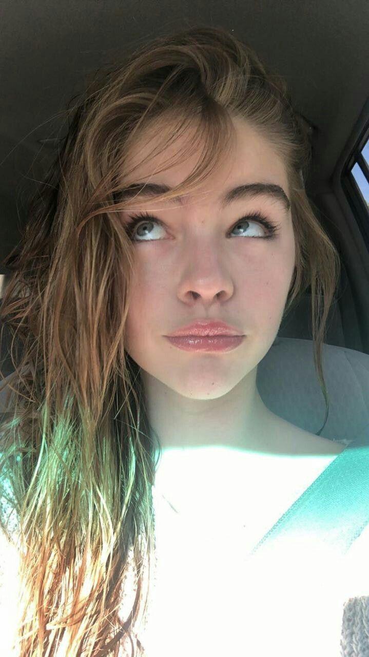 face Pretty teen