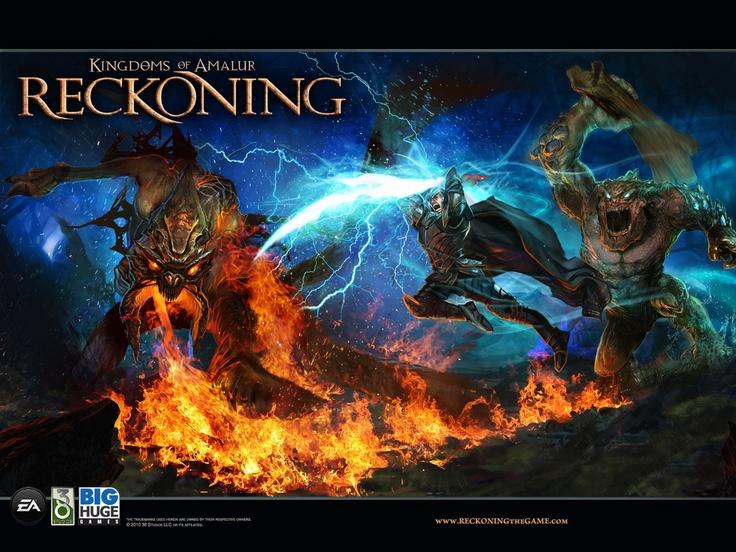 kingdoms of amalur reckoning digital  pc