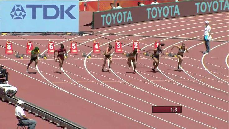 Shelly Ann Fraser Pryce 10.88 SEMIFINAL 100m IAAF World Champs 2015 [Video] - http://www.yardhype.com/shelly-ann-fraser-pryce-10-88/