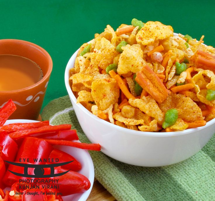 Hot Chilly and Spicy Favorite for Indian People Tikha Chivda