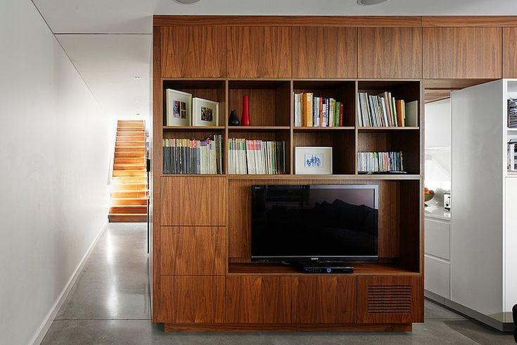 Open House | Elaine Richardson Architect #storage