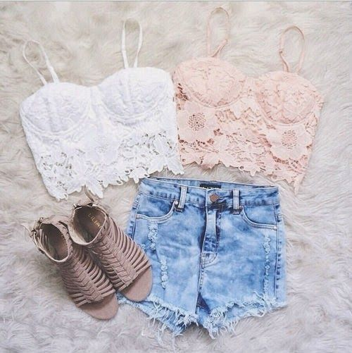 Cute summer outfit for teens find more women fashion ideas on http://www.misspool.com