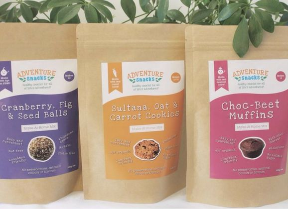 FEELING HUNGRY? TRY THESE DELICIOUS ADVENTURE SNACKS!  Adventure Snacks create convenient, healthy organic make-at-home mixes and ready-to-eat snacks for people who care about what they eat.