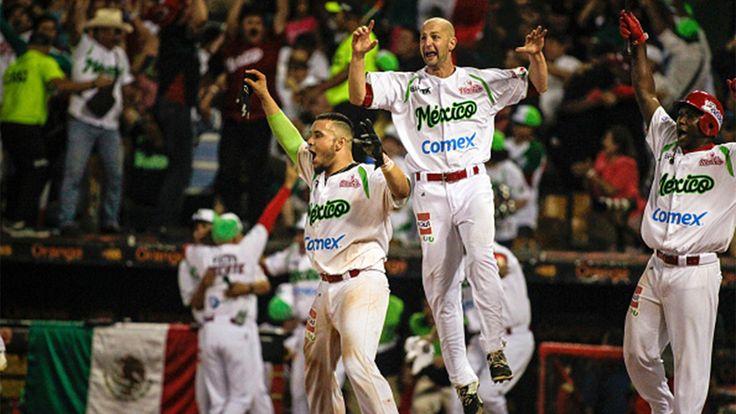 Las Grandes Ligas MLB: Series del Caribe México 2016