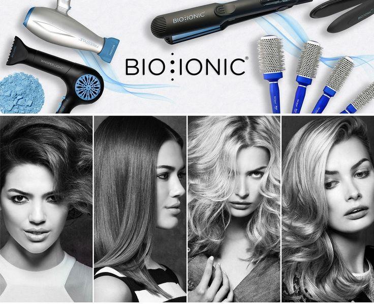 Chi non accetta compromessi per la bellezza e il benessere dei capelli, sceglie gli strumenti Bio Ionic. Gli unici phon, spazzole e piastre che idratano i capelli durante l'asciugatura e la piega grazie a una miscela esclusiva di 32 minerali. IN SALONE COME A CASA, SOLO STRUMENTI BIO IONIC!