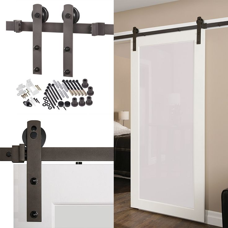 17 best images about home projects on pinterest for Barn door rollers lowes