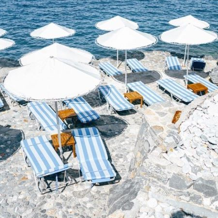 Beach Bed Perfection in Italy. Travel Inspo!