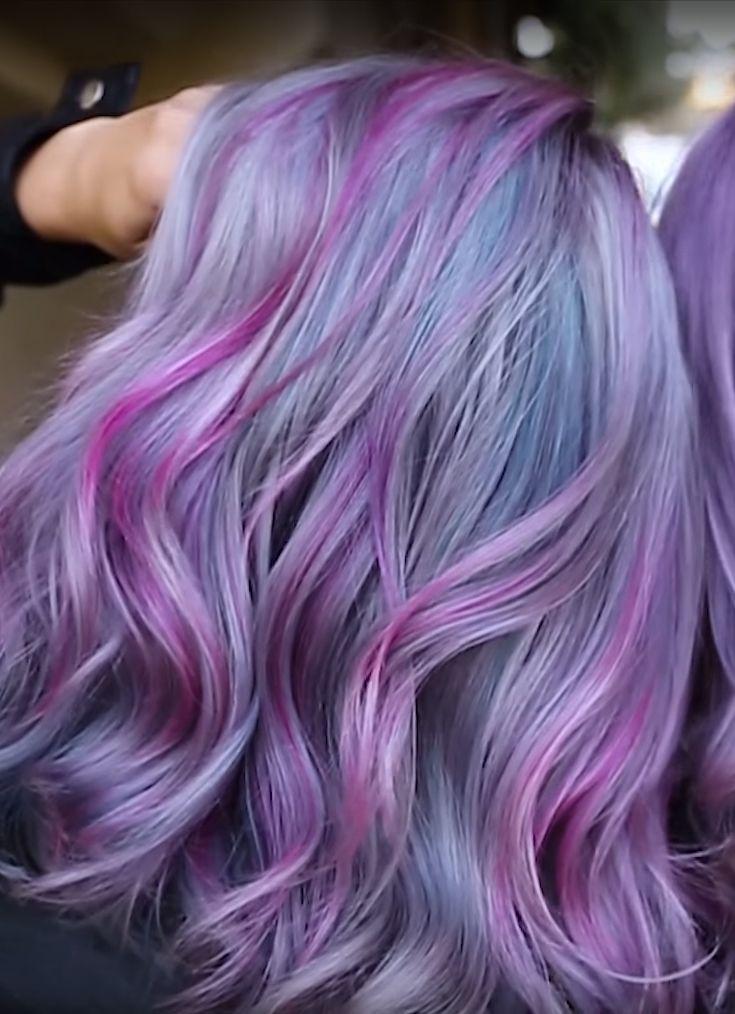 Purple Hair Shampoo Sally S Shampoo For Purple Hair Hair Color Shampoo Silver Purple Hair